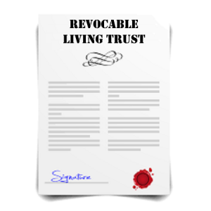 Revocable Living Trust – Rita Anne Laframboise Trustee