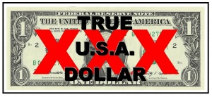 Federal Reserve SCAM - US Treasury True Dollar