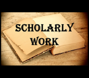 Double Entry Bookkeeping - Scholarly Work