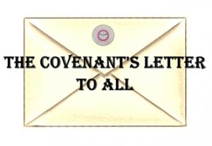 Rita Anne Laframboise Covenant – The Covenant Letter