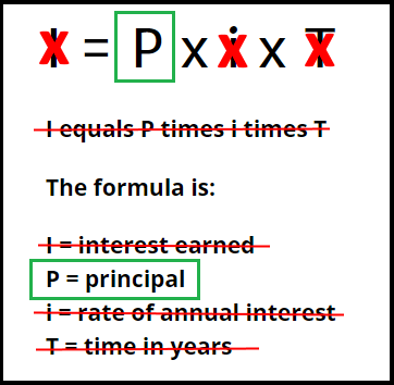 Best Kept Secret In Financial World – Principal Formula