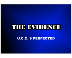 Best Kept Secret In Financial World - UCC 9 Lien Perfection