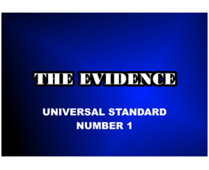 Best Kept Secret In Financial World - Universal Standard 1