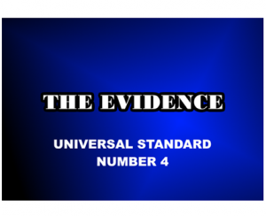 Best Kept Secret In Financial World - Universal Standard 4